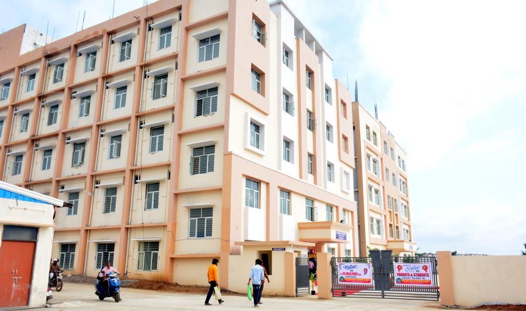 Malla Reddy College Of Engineering For Women Maisammaguda